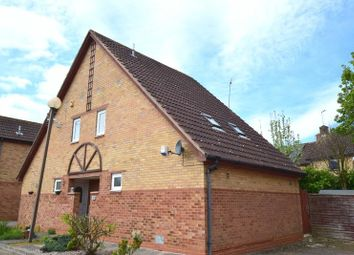 Thumbnail 1 bedroom semi-detached house for sale in Laurel Close, Crownhill, Milton Keynes