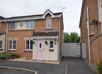 Thumbnail 3 bed semi-detached house for sale in Emmerson Road, Riddings, Alfreton, Derbyshire