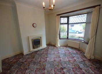 Thumbnail 3 bedroom terraced house for sale in Victoria Avenue, Blackburn