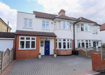 5 bed semi-detached house for sale in Herlwyn Avenue, Ruislip HA4