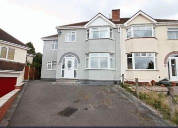 Thumbnail 5 bed semi-detached house for sale in Dingle Close, Dudley