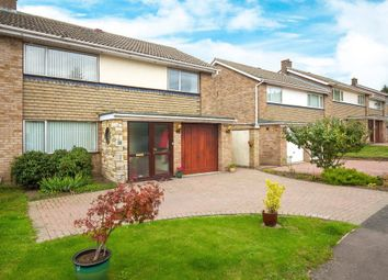 Thumbnail 4 bed semi-detached house for sale in Prince Andrews Close, Royston