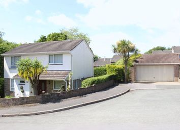 Thumbnail 4 bed detached house for sale in Collaford Close, Yealmpstone Farm, Plympton, Plymouth
