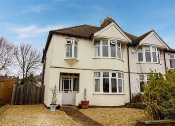 Thumbnail 4 bed semi-detached house for sale in Orchard Way, Stratford-Upon-Avon, Warwickshire