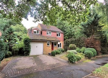 Thumbnail 4 bedroom detached house for sale in Viscount Gardens, Byfleet, West Byfleet
