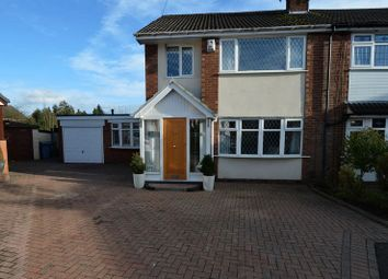 Thumbnail 3 bed semi-detached house for sale in Thurston Close, Unsworth, Bury