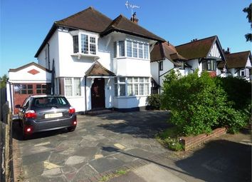 Thumbnail 4 bed detached house for sale in Meadway, Chalkwell, Chalkwell
