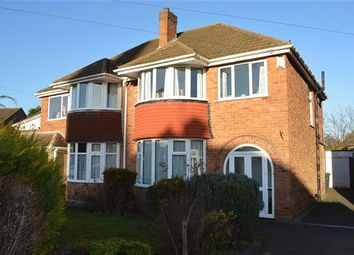 Thumbnail 3 bed semi-detached house for sale in Sheldon Grove, Sheldon, Birmingham