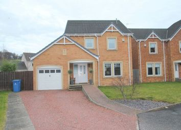 Thumbnail 4 bed detached house for sale in Coats Crescent, Alloa