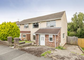 Thumbnail 3 bed semi-detached house for sale in Lampton Road, Long Ashton, Bristol