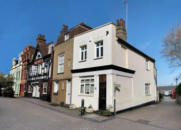 Thumbnail 3 bed end terrace house for sale in High Street, Greenhithe