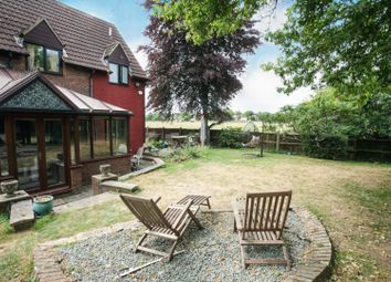 Thumbnail 4 bed detached house for sale in Old Orchard, St. Albans