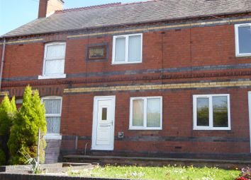 Thumbnail 2 bed terraced house for sale in Fennant Road, Ponciau, Wrexham