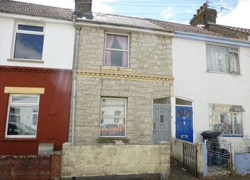 Thumbnail 2 bed terraced house for sale in Devonshire Road, Dover