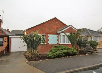 Thumbnail 2 bed detached bungalow for sale in May Avenue, Canvey Island