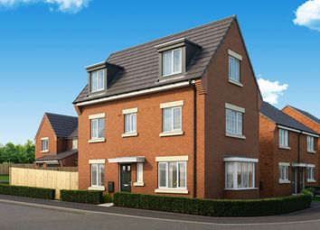 "Thumbnail 4 bed property for sale in ""The Overton"" at Harwood Lane, Great Harwood, Blackburn"