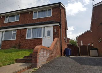 Thumbnail 3 bed property to rent in Beverley Hill, Hednesford, Cannock