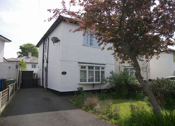 Thumbnail 2 bedroom semi-detached house for sale in First Avenue, Wrea Green, Preston