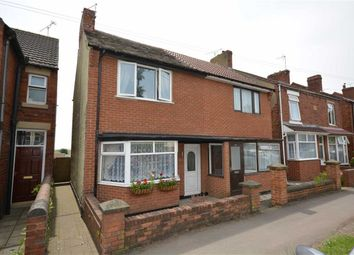 Thumbnail 3 bed semi-detached house for sale in High Street, Stonebroom, Alfreton
