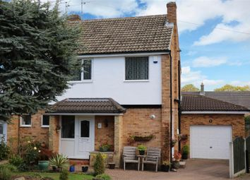 Thumbnail 3 bedroom semi-detached house for sale in Perth Mount, Horsforth, Leeds