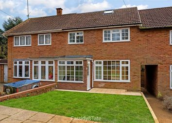 Thumbnail 3 bed terraced house for sale in Bishops Close, St Albans, Hertfordshire
