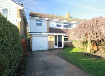 Thumbnail 4 bed semi-detached house to rent in Fairfields Crescent, St. Ives, Huntingdon