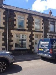 Thumbnail 3 bed terraced house to rent in High Street, Treorchy