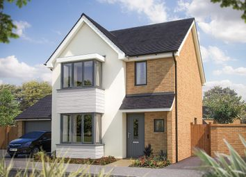 "Thumbnail 3 bed detached house for sale in ""The Epsom"" at Fields Road, Wootton, Bedford"