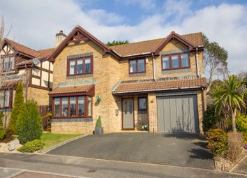 Thumbnail 5 bed detached house for sale in St Johns Close, Derriford, Plymouth