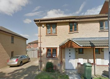 Thumbnail 3 bed end terrace house for sale in Combes Crescent, Leadenhall, Milton Keynes