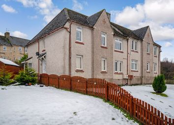 Thumbnail 3 bed flat for sale in Edinburgh Road, Harthill