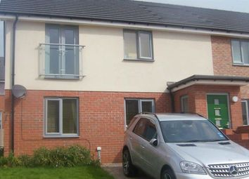 Thumbnail 1 bedroom flat to rent in Lydney Court, Throckley, Newcastle Upon Tyne