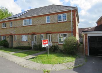 Thumbnail 3 bed end terrace house to rent in Lindford Road, Bishopdown, Salisbury