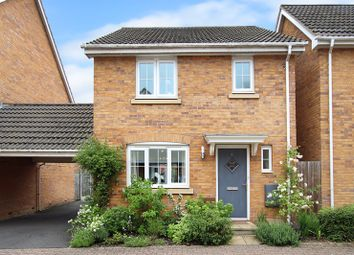 Thumbnail 3 bed detached house for sale in Lapwing Drive, Costessey, Norwich