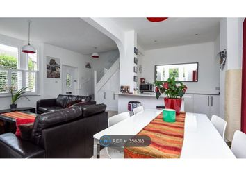 Thumbnail 3 bed end terrace house to rent in Himley Road, London