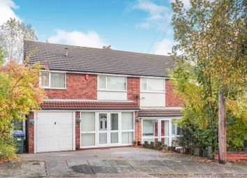 Thumbnail 3 bed semi-detached house for sale in Baker House Grove, Great Barr