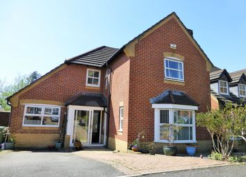 Thumbnail 3 bed detached house for sale in Dan Y Graig Heights, Talbot Green, Pontyclun