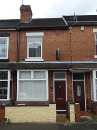 Thumbnail 2 bed property for sale in Leonard Street, Burslem, Stoke-On-Trent