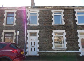 Thumbnail 3 bedroom terraced house for sale in Edward Street, Port Talbot, Neath Port Talbot.