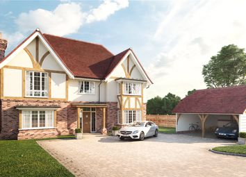 5 bed detached house for sale in Legat Close, Mayfield Lane, Wadhurst, East Sussex TN5