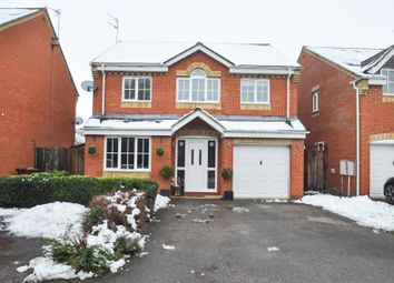 Thumbnail 4 bed detached house for sale in Mullein Road, Bicester