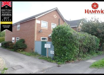 Thumbnail 1 bed flat for sale in Salisbury Road, Southampton