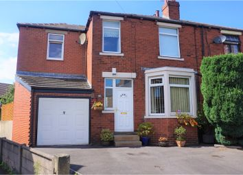 Thumbnail 4 bed semi-detached house for sale in Malvern Road, Dewsbury