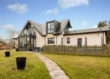 Thumbnail 5 bed detached house for sale in Skyview, Balkeerie, Forfar