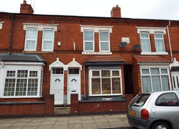 Thumbnail 4 bed terraced house to rent in Manilla Road, Selly Park, Birmingham