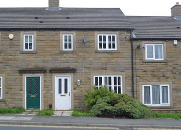 Thumbnail 3 bed town house for sale in Sharket Head Close, Queensbury, Bradford
