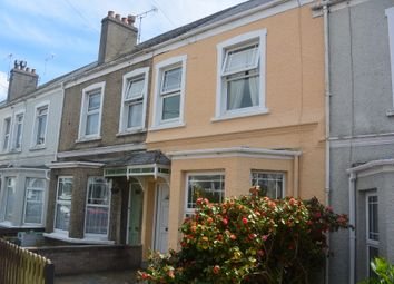 Thumbnail 3 bed terraced house to rent in Trevethan Road, Falmouth