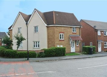 Thumbnail 3 bedroom semi-detached house for sale in Southmead Way, Walsall