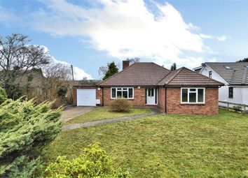 Thumbnail 2 bed detached bungalow for sale in Clayhill Road, Burghfield Common, Reading