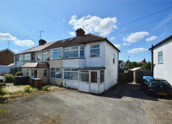 Thumbnail 3 bedroom end terrace house for sale in Broad Acres, Hatfield, Hertfordshire